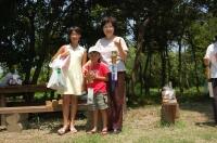 2007自然工作[竹風鈴をつくろう!]  in  うみべの森_c0108460_1612367.jpg