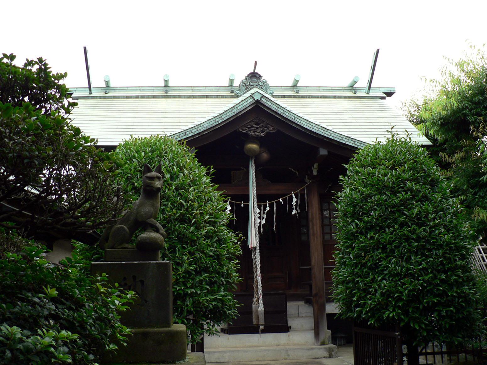 西二稲荷神社_e0123189_21445581.jpg