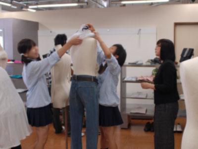 NSCカレッジ体験入学_b0110019_1021913.jpg