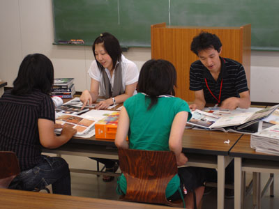 NSCカレッジ体験入学_b0110019_10224575.jpg