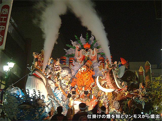 青森ねぶた祭 VS 八戸三社大祭_d0061678_1749572.jpg