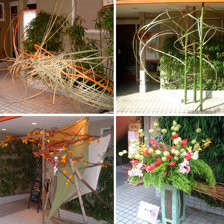YAMANAKA花回廊の現場打ち合わせの巻_a0041925_0334315.jpg