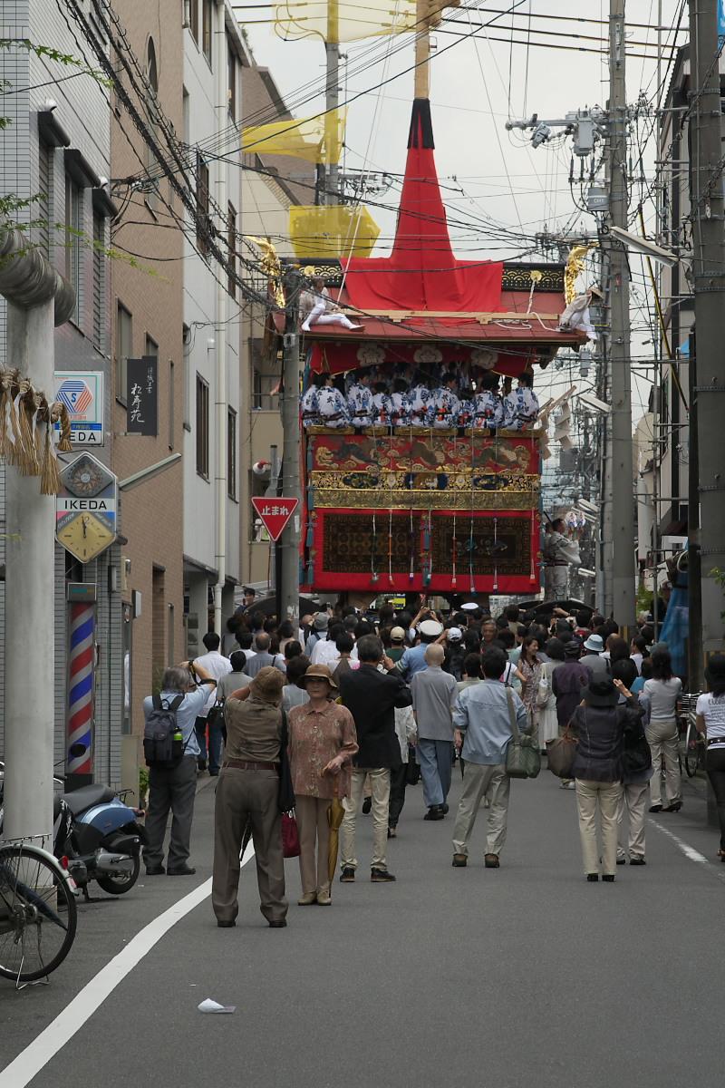 京都 祇園祭 山鉾巡行 2_f0021869_17101870.jpg