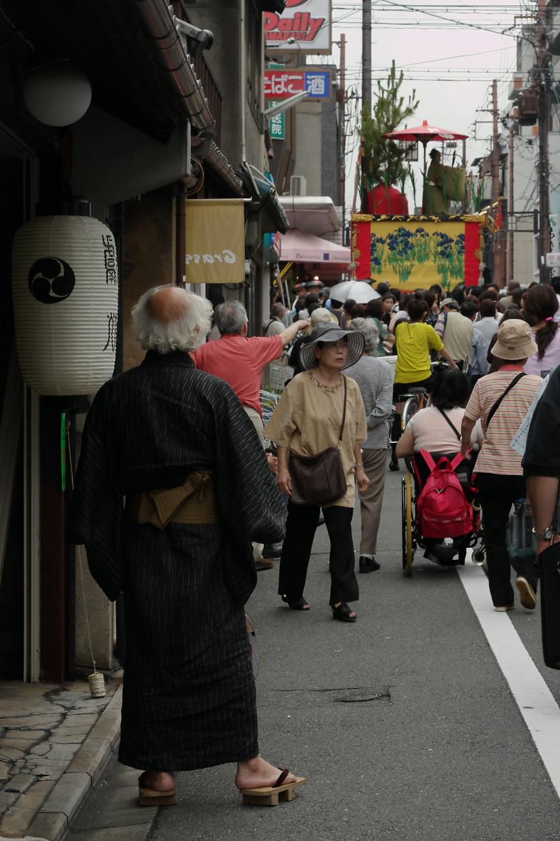 京都 祇園祭 山鉾巡行 2_f0021869_17104318.jpg