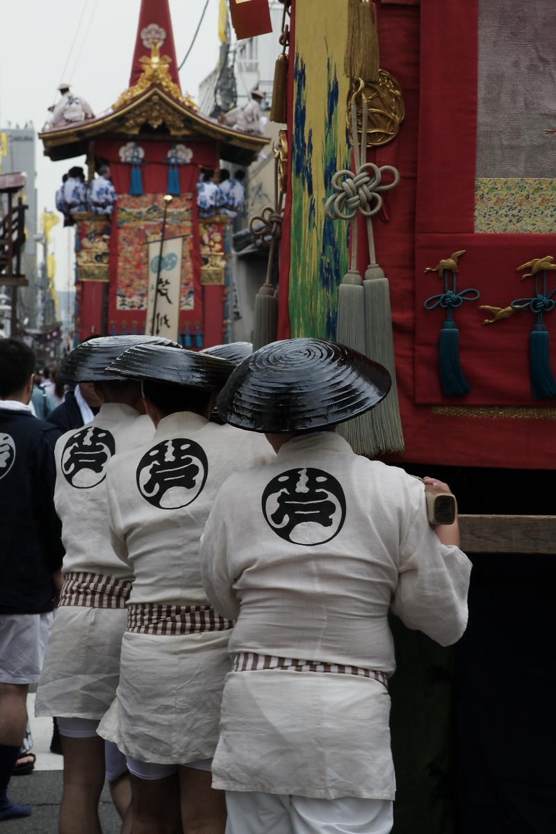 京都 祇園祭 山鉾巡行 2_f0021869_17111442.jpg
