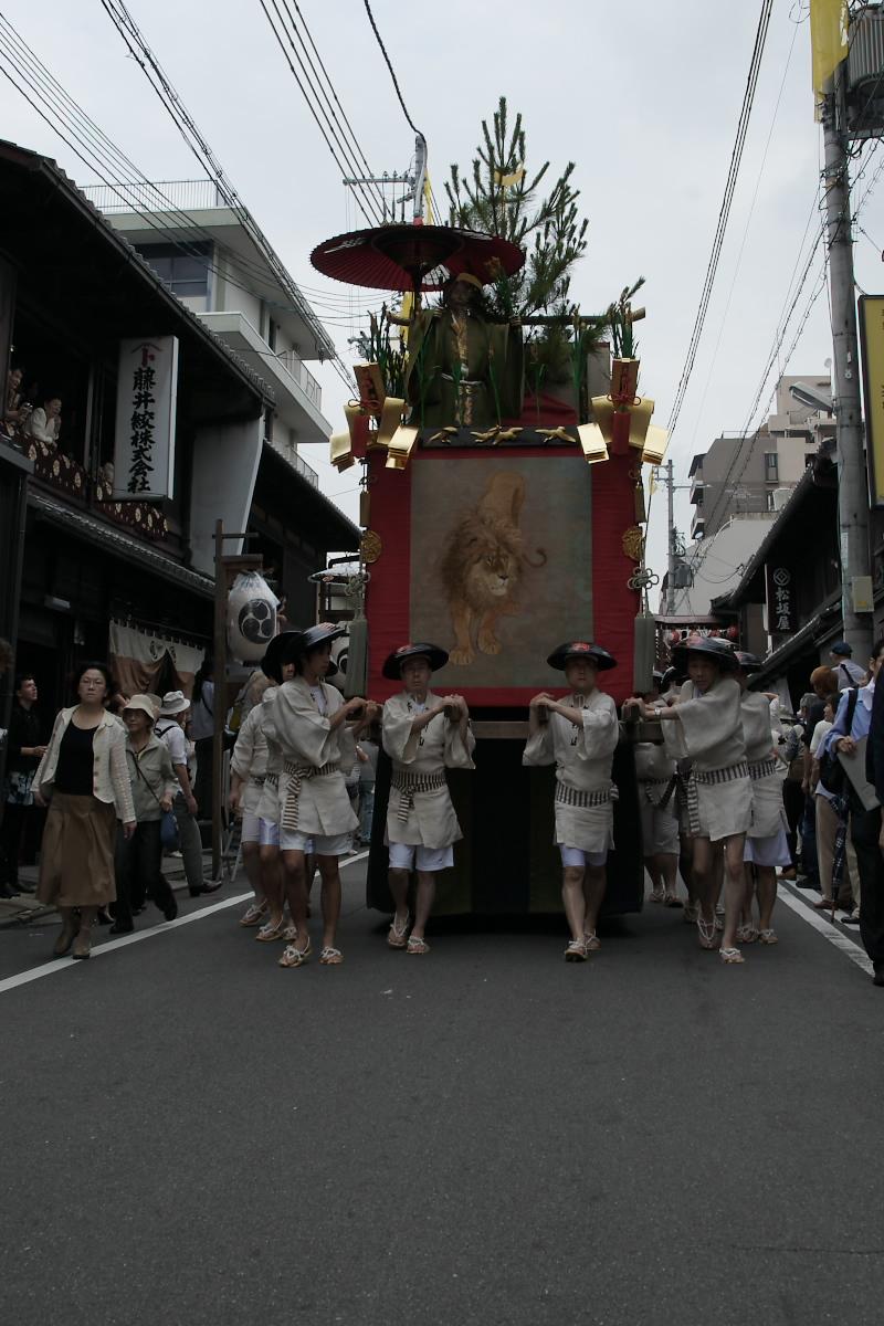 京都 祇園祭 山鉾巡行 2_f0021869_17132644.jpg