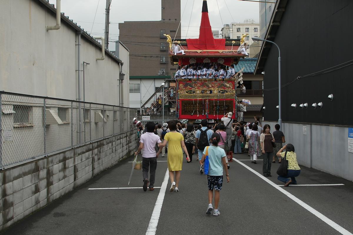 京都 祇園祭 山鉾巡行 2_f0021869_1781772.jpg