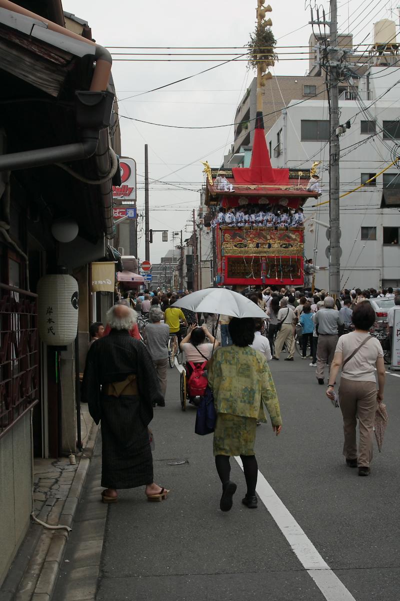京都 祇園祭 山鉾巡行 2_f0021869_1795443.jpg