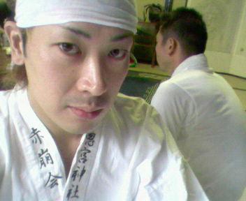 常楽院獅子舞 あかざ祭り_c0003493_2305682.jpg