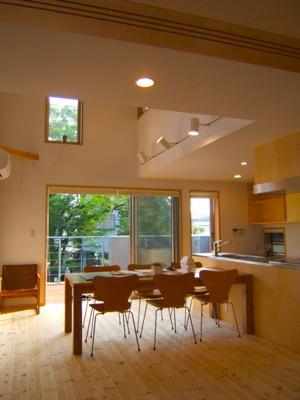 「けやきの見える家」見学会終了_c0004024_1195266.jpg