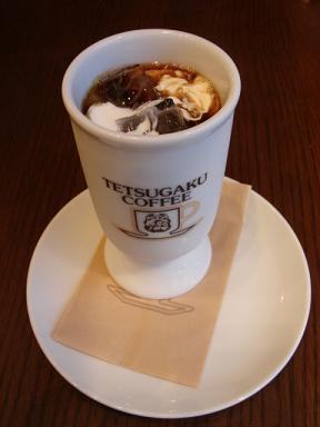 雨宿りのアイスコーヒー_a0014840_2348352.jpg