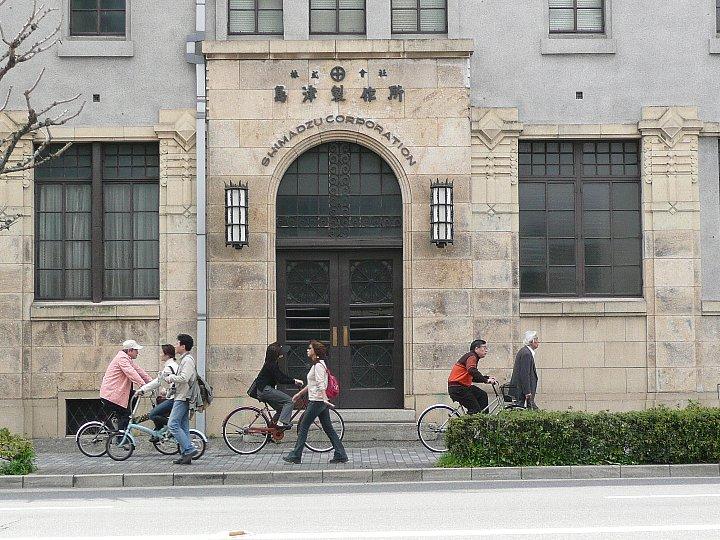 京都の島津製作所河原町別館_c0112559_1410121.jpg