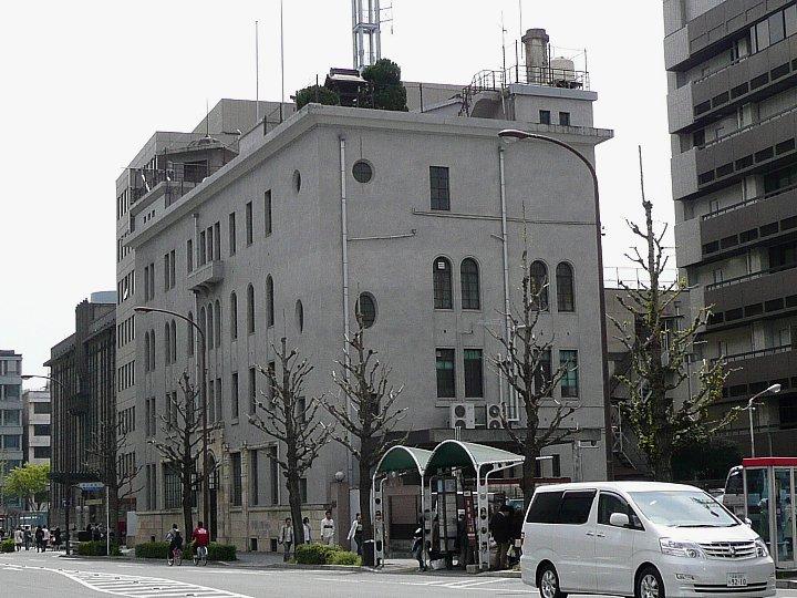 京都の島津製作所河原町別館_c0112559_14101781.jpg