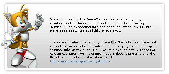 オンラインでアーケードゲームサービス、GAMETAP。_c0004568_21234466.jpg