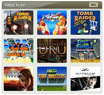 オンラインでアーケードゲームサービス、GAMETAP。_c0004568_21243963.jpg