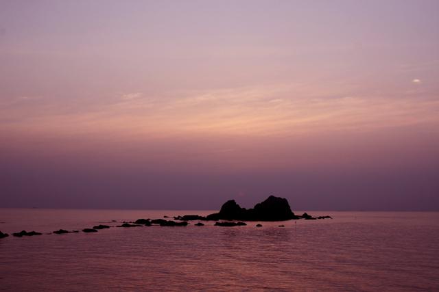 壁島の夕陽_d0074828_23582671.jpg