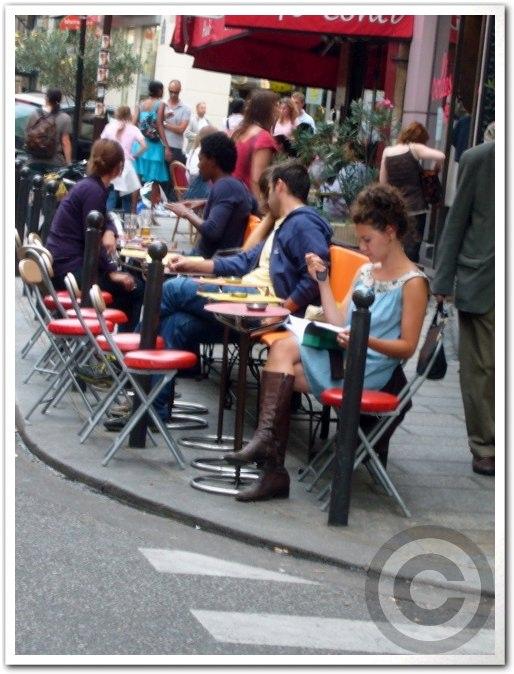 ■街角のキャフェ(パリ)_a0014299_18432179.jpg