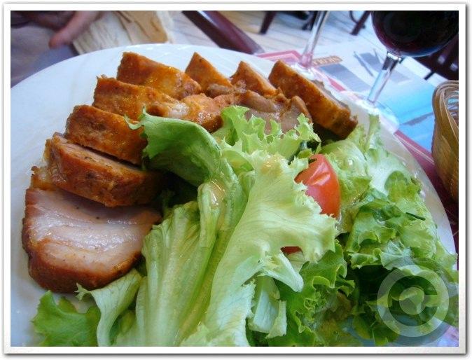 ■ビストロ料理(パリ)_a0014299_4425740.jpg