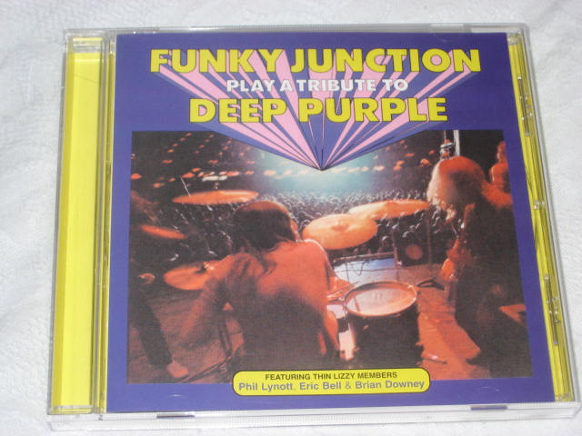FUNKY JUNCTION / PLAY A TRIBUTE TO DEEP PURPLE_b0042308_17364952.jpg