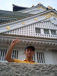 無事大阪に辿り着きました!_f0056929_19315914.jpg