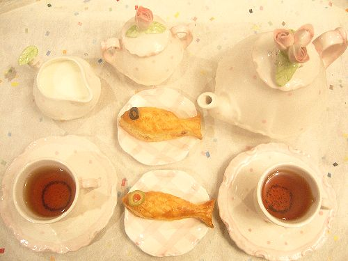 Mini Maria\'s Tea Cup でBirthday Party **。。。 *。:☆.。† _a0053662_1756037.jpg