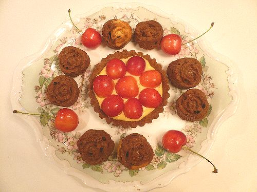 Mini Maria\'s Tea Cup でBirthday Party **。。。 *。:☆.。† _a0053662_1758219.jpg