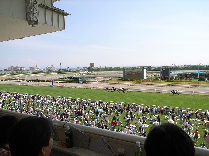 函館競馬場 _d0080785_22305275.jpg
