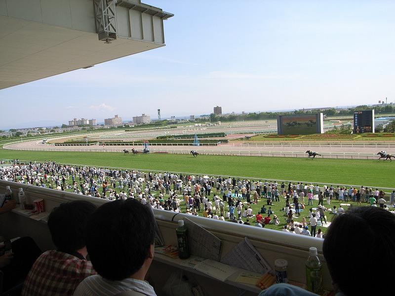 函館競馬場 _d0080785_22323528.jpg