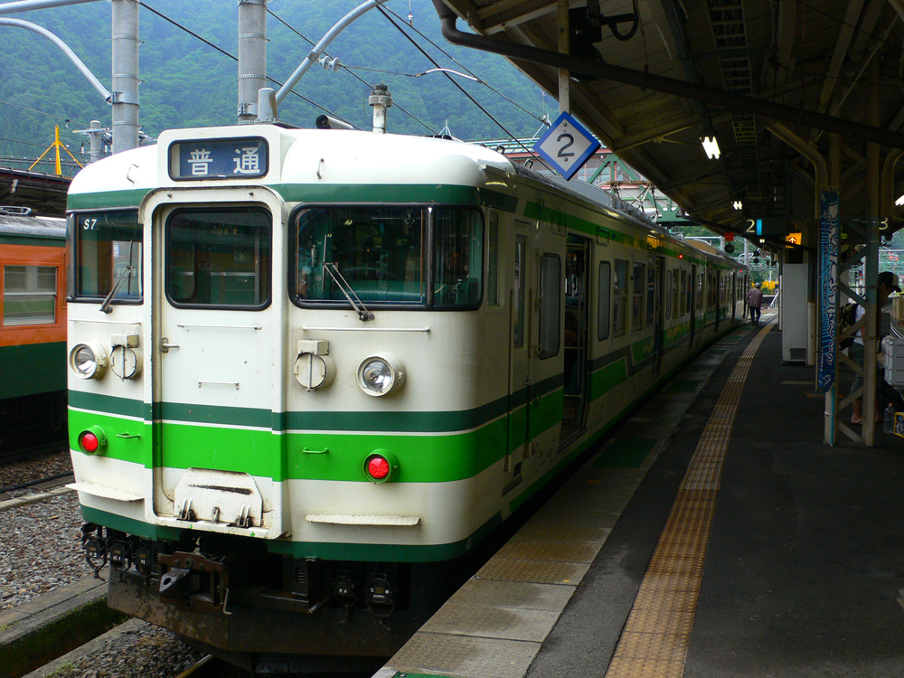 FUJIROCK\'2007 東京出発から苗場到着_f0144394_151741.jpg