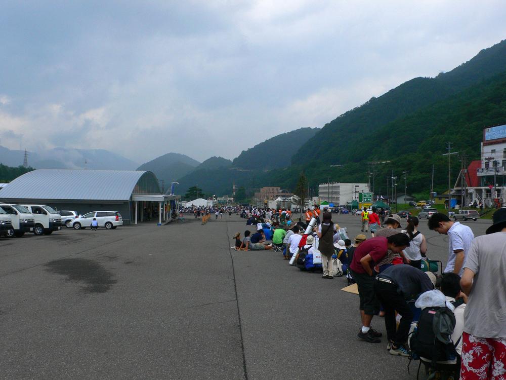 FUJIROCK\'2007 東京出発から苗場到着_f0144394_294398.jpg