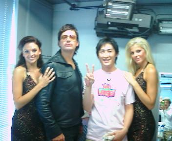 GUNTHR☆&THE SUNSHIN GIRLS と♪_b0032617_1331351.jpg