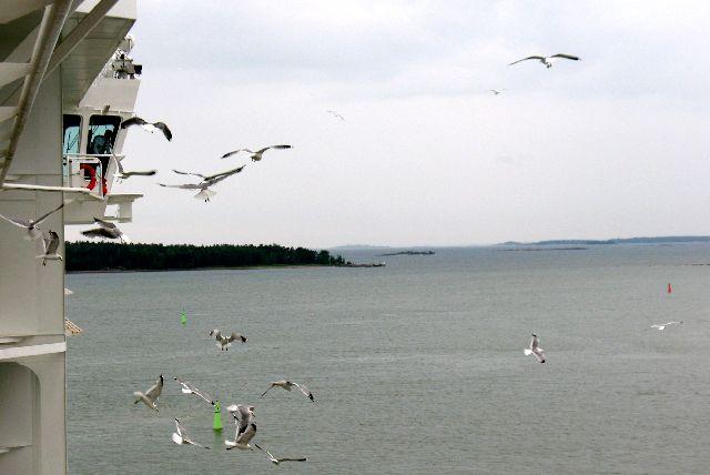 船の旅 (6月21日) ヘルシンキ  ①_e0098241_15491788.jpg