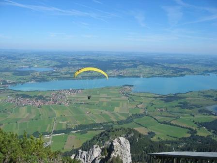 テーゲルベルグに登る_f0116158_4365626.jpg