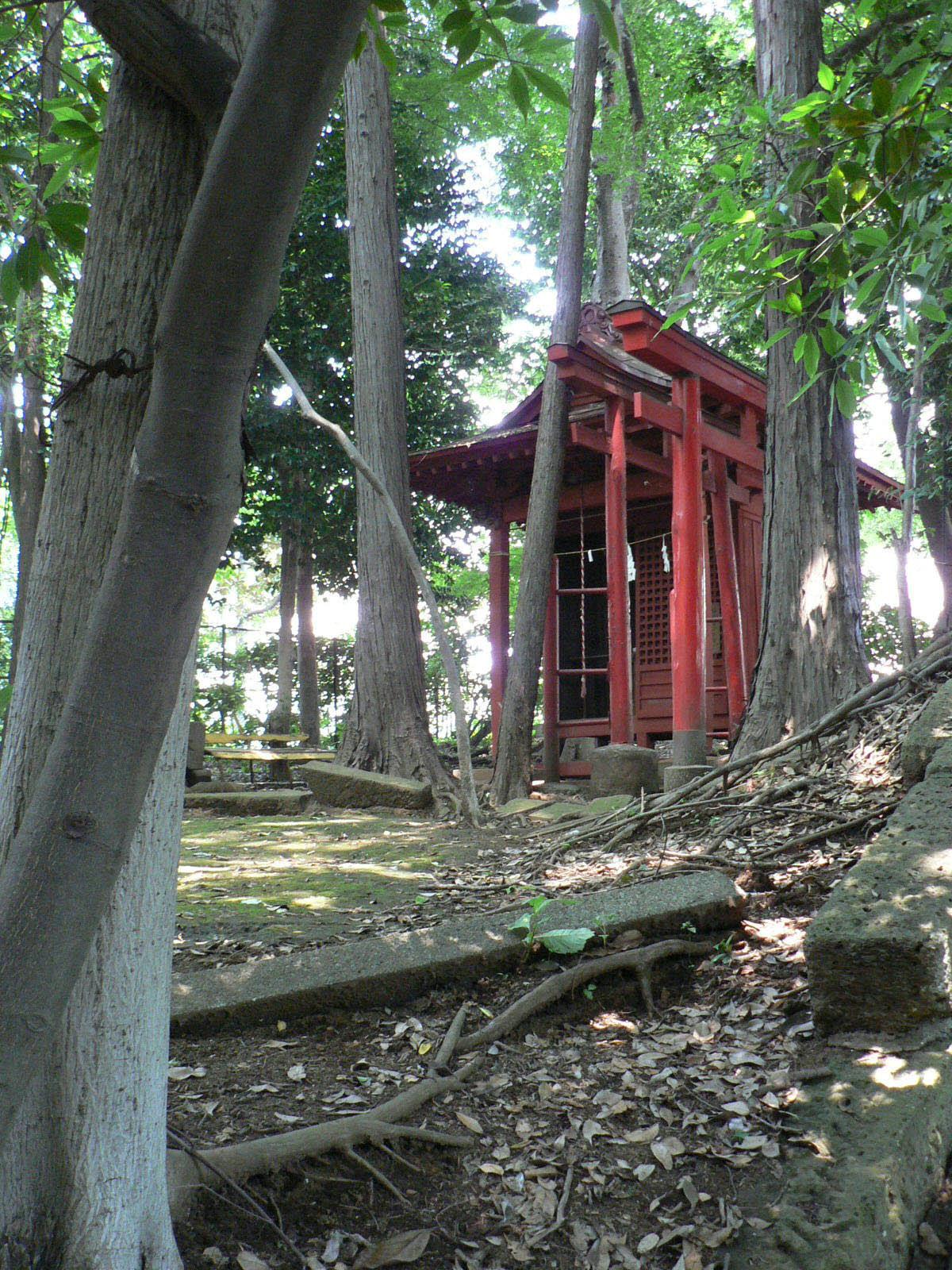 下山稲荷神社_e0123189_11121695.jpg