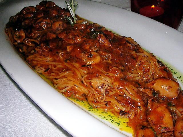 ノースエンドのイタリア料理_e0061902_2262651.jpg