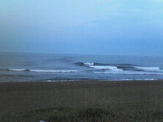 海 8月 5日 5:00_b0112351_53373.jpg