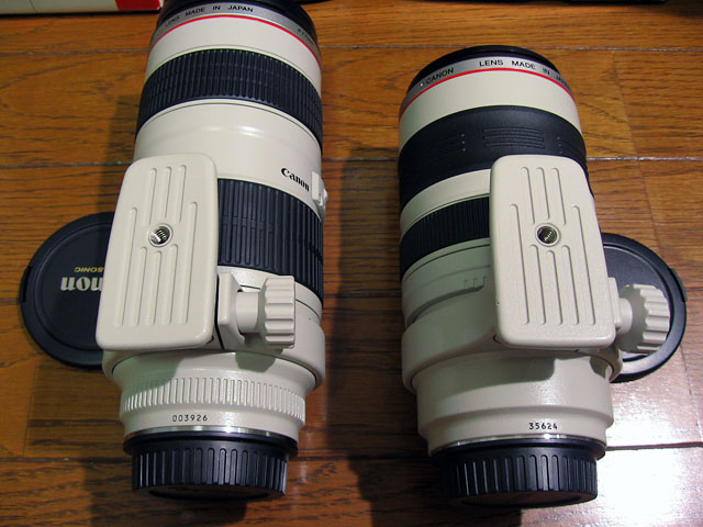 キヤノン EF 70-200/2.8L 、EF 35-350/3.5-5.6L  売却_b0042282_10285833.jpg