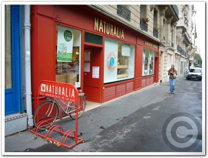 ■パリ6区のBIO専門店_a0014299_9253867.jpg