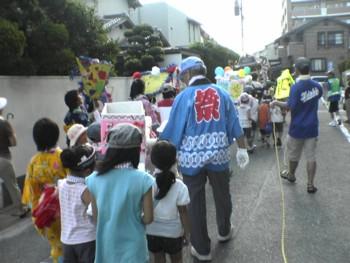 """原北小学校校区自治会""""夏祭り""""_d0082356_21204365.jpg"""