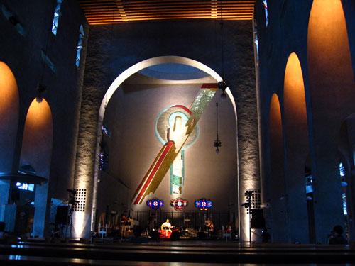 毎年8月7日は、南こうせつ in 世界平和記念聖堂 _a0047200_151347100.jpg