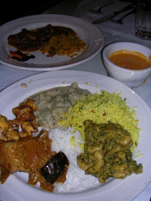 インド料理バイキング Spice Route_e0061902_10255499.jpg