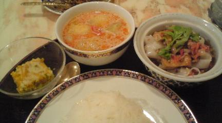タイ料理「ゲウチャイ」@目黒_f0141419_12254235.jpg
