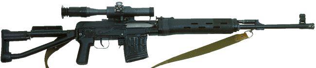 SVD : 実銃部門