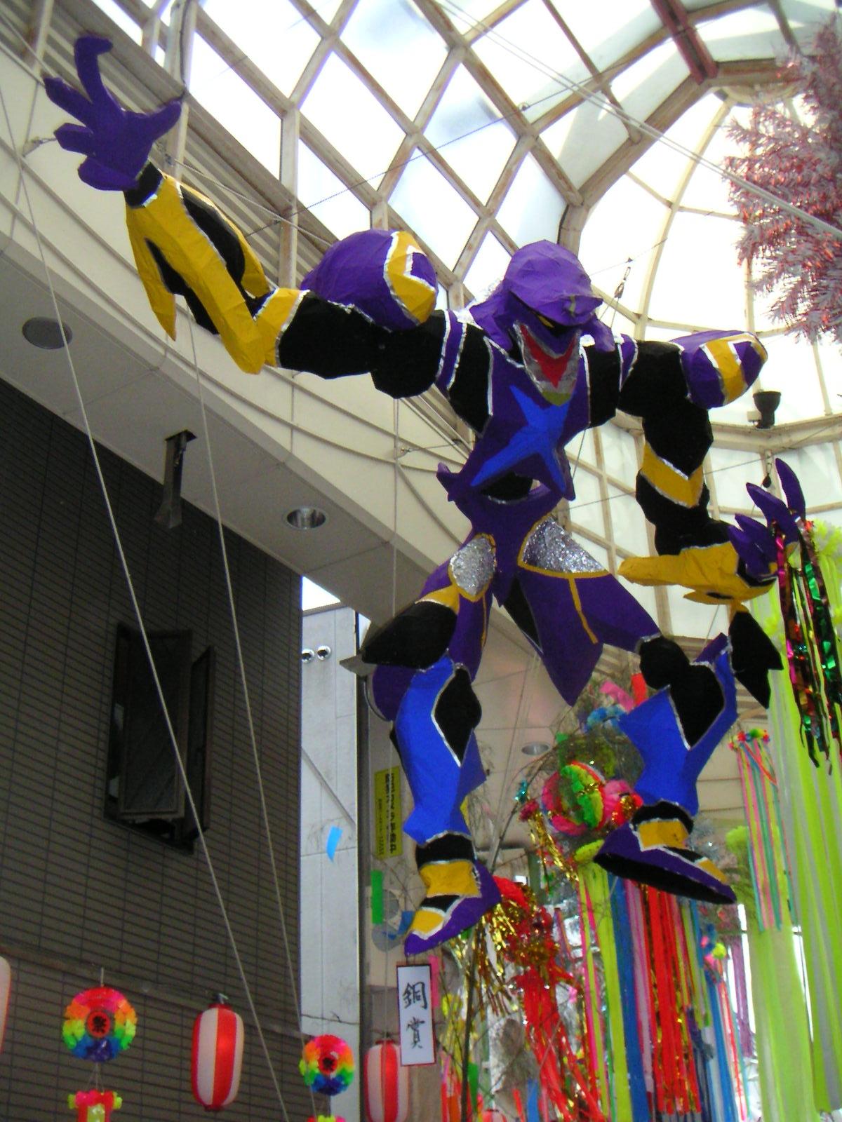 東京名物 『 阿佐ヶ谷 七夕祭 』_d0035245_15225616.jpg