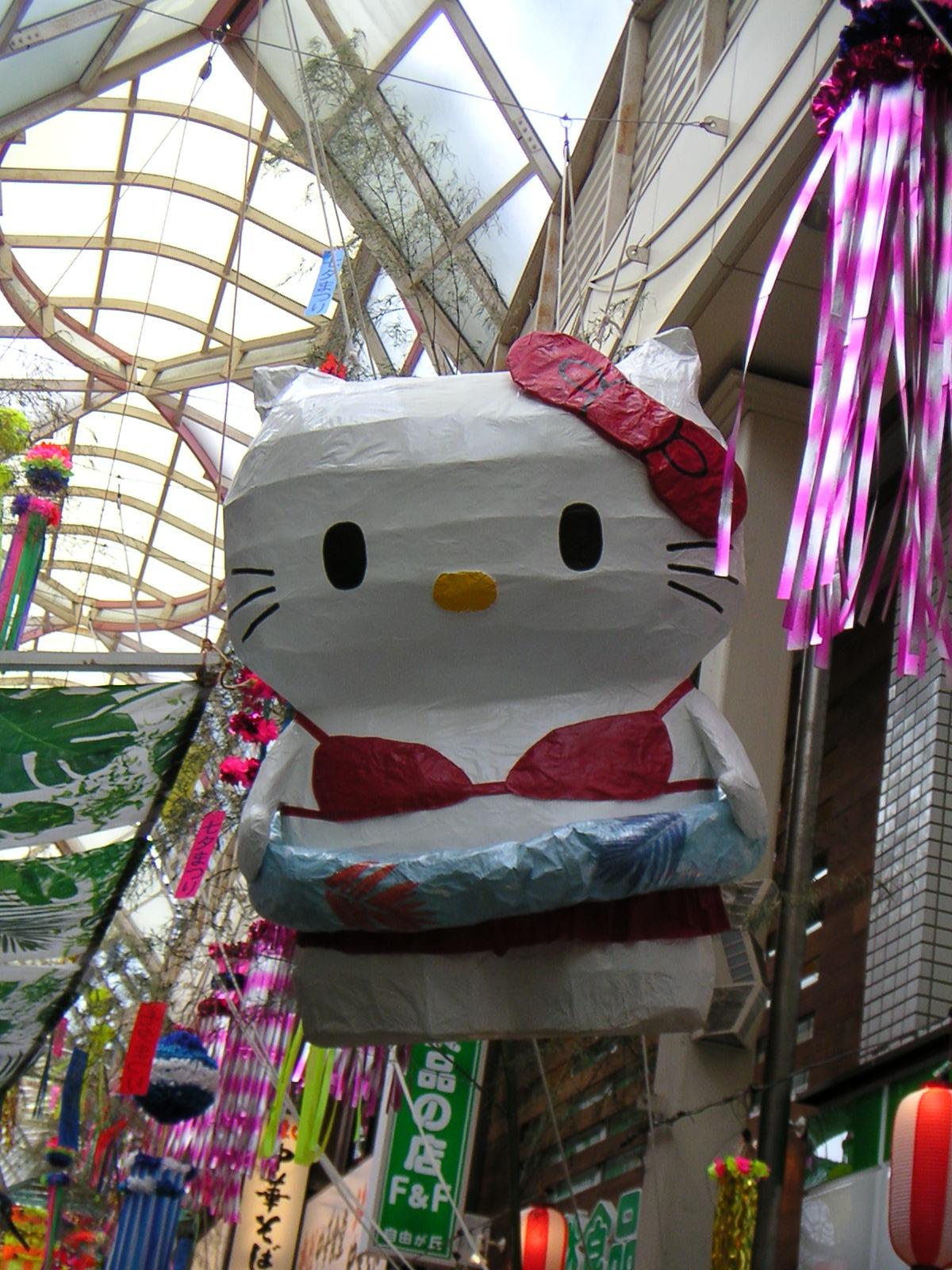 東京名物 『 阿佐ヶ谷 七夕祭 』_d0035245_1543912.jpg