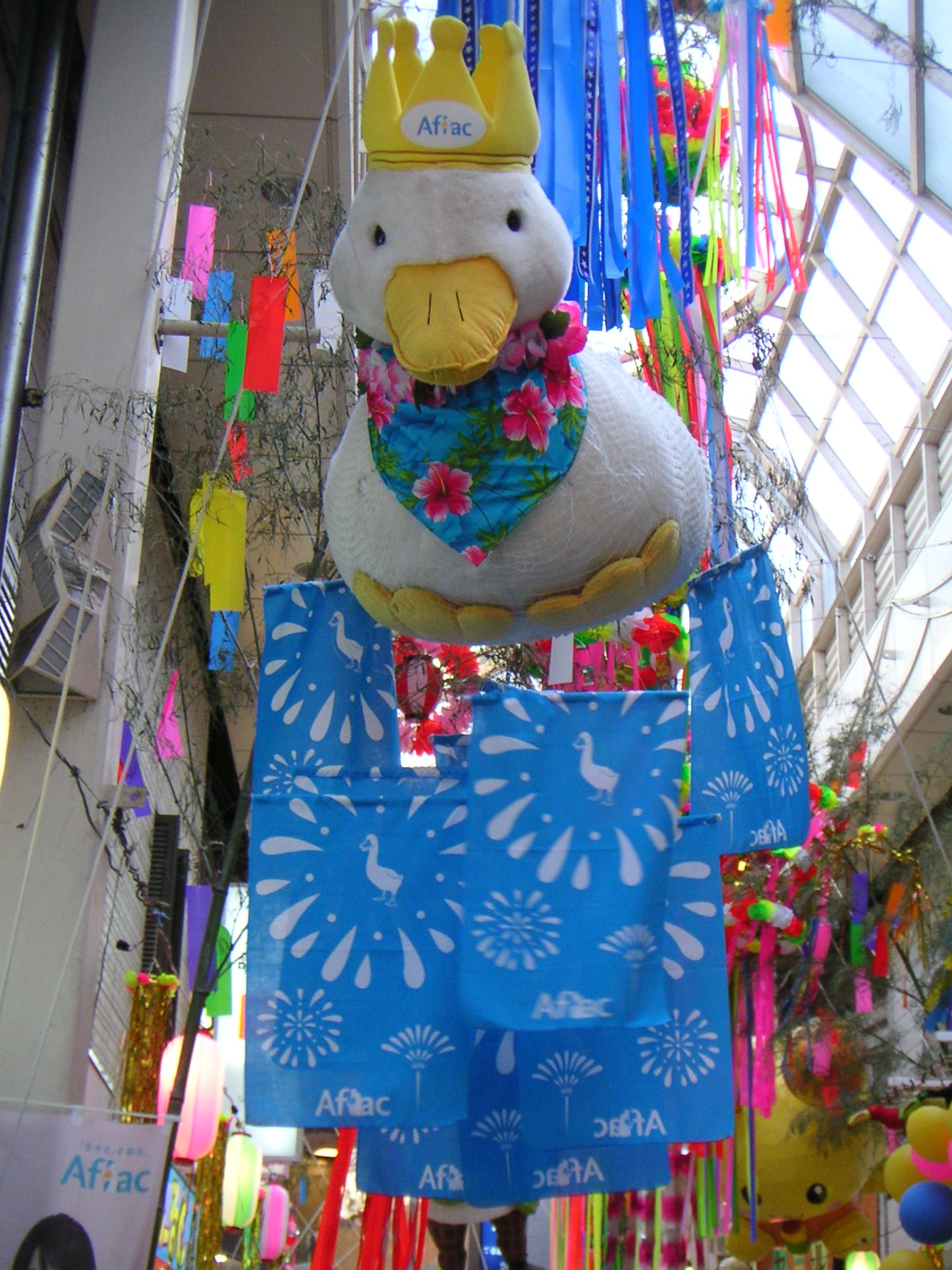 東京名物 『 阿佐ヶ谷 七夕祭 』_d0035245_1653854.jpg