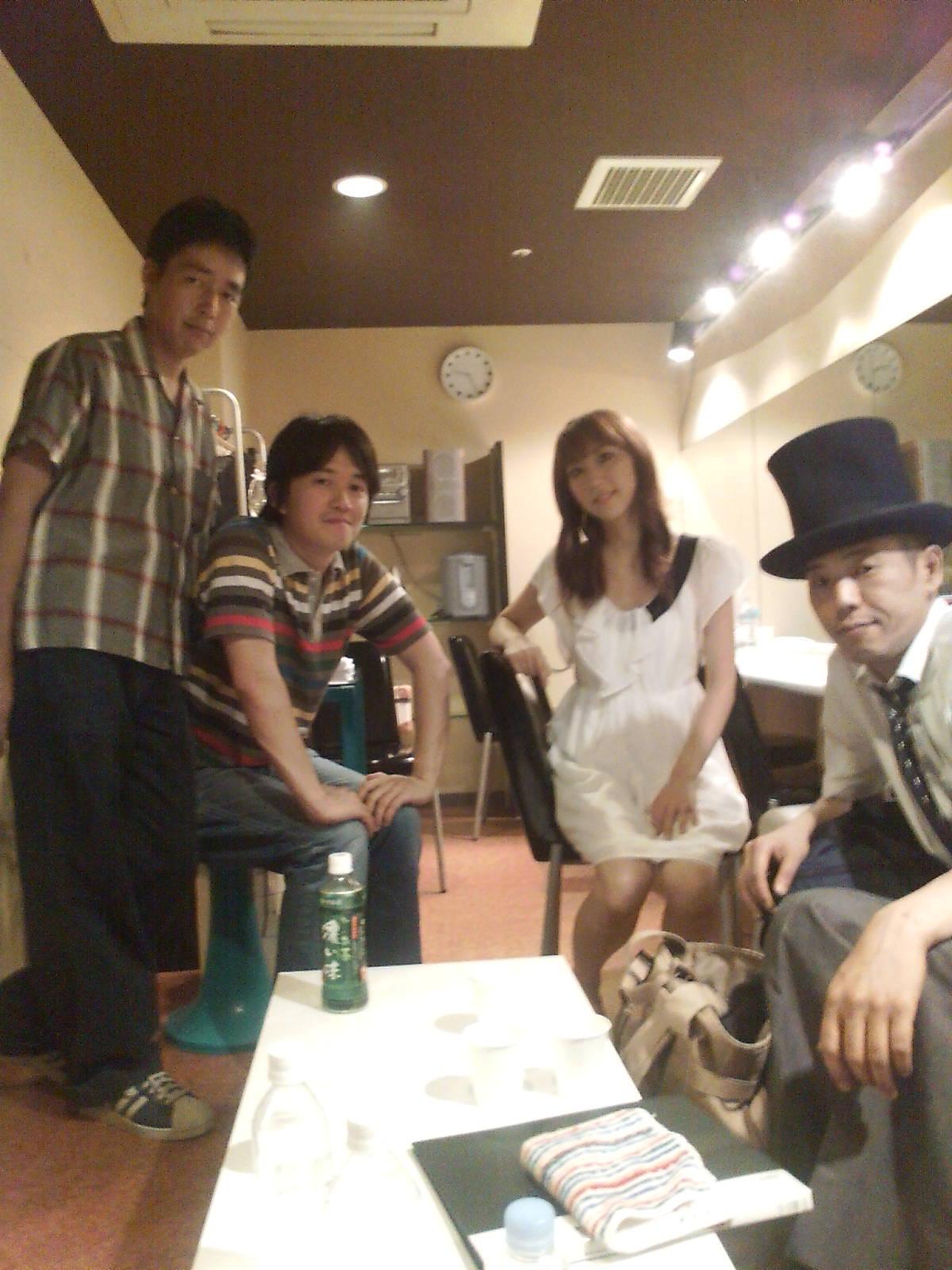 Jwave BoomTownLive@渋谷Duo_b0071355_1125861.jpg