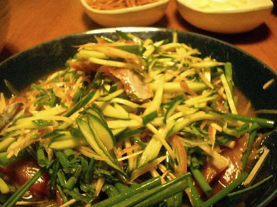 最近のごはん〜海の幸と野菜たっぷり〜_f0054859_22513385.jpg