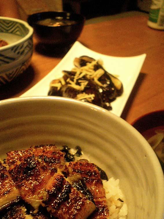 最近のごはん〜海の幸と野菜たっぷり〜_f0054859_230954.jpg