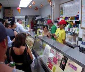 チャイナタウンの超老舗アイスクリーム屋さん Ice Cream Factory_b0007805_9441658.jpg